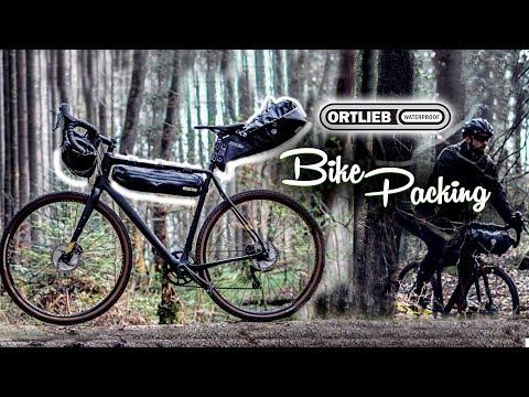 Todo el equipaje necesario para tus aventuras con el Bikepacking de Ortlieb