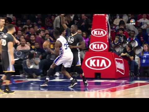 Top 10 NBA Plays: January 30th