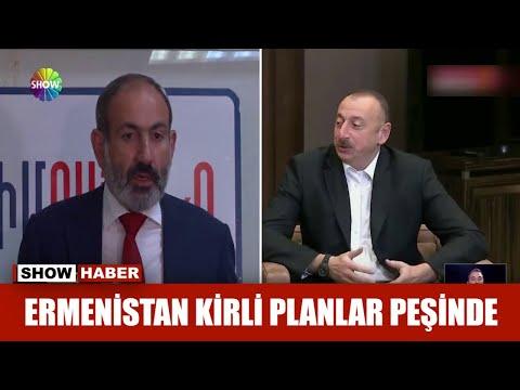 Ermenistan kirli planlar peşinde