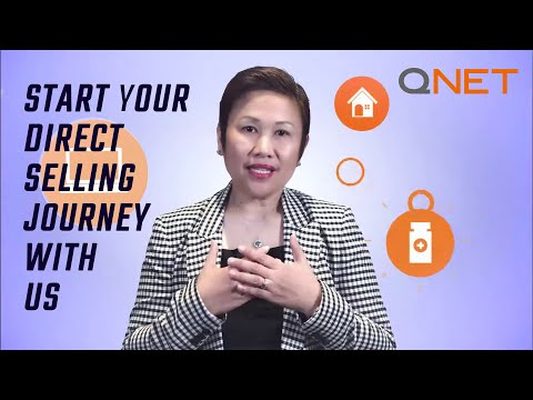 Welcome to QNET - Start Your Direct Selling Business Journey With Us