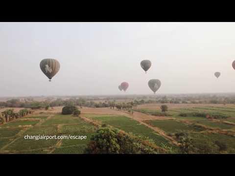 My Great Escape: Mandalay