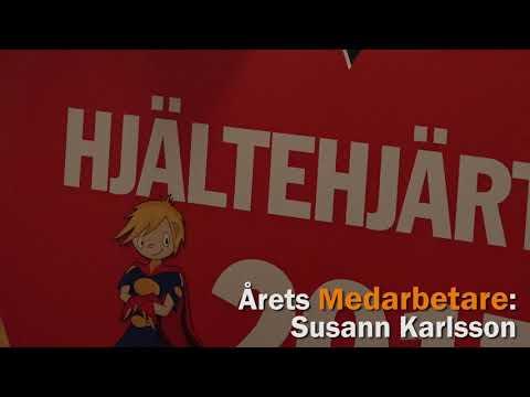Årets Vardagshjältar 2017- Susann Karlsson