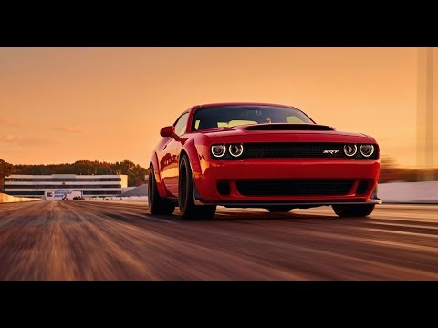 Getting Insurance For The 840-hp Dodge Demon -- AFTER/DRIVE