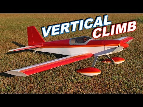 POWERFUL 4S RC Sport Plane - Great Planes Escapade 40 - TheRcSaylors - UCYWhRC3xtD_acDIZdr53huA