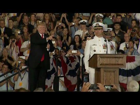 Donald Trump pourrait s'accorder le droit de grâce