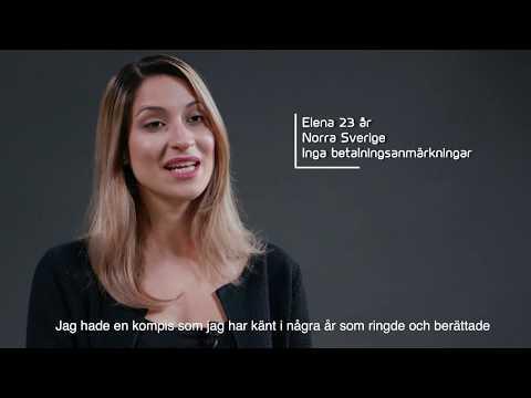 Elena berättar om hur hon blev ID-kapad