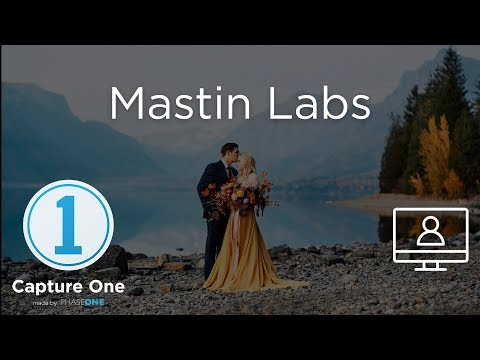 Mastin Labs | Webinar | Capture One 12