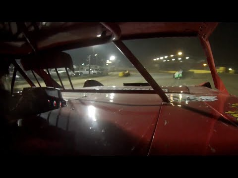 Jeff Crouse Racing.  3rd @ Viking Speedway.  7/31/21.  Super Stocks - dirt track racing video image