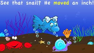 Little Fish    Songs for Kids With Lyrics   Learning English  The Adventures of Scuba Jack