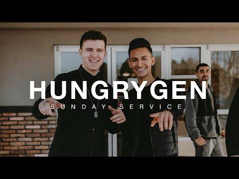 HungryGen Sunday Service - 9 AM  Corey Russell