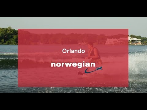 Discover Orlando with Norwegian (UK)