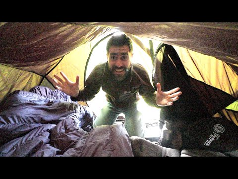 Camping in a Lockdown