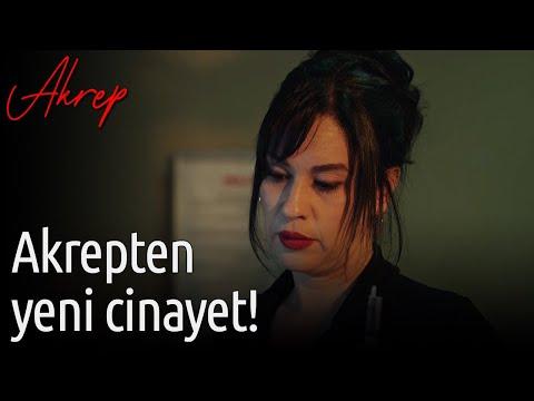 Akrep 26. Bölüm (Final) - Akrepten Yeni Cinayet!