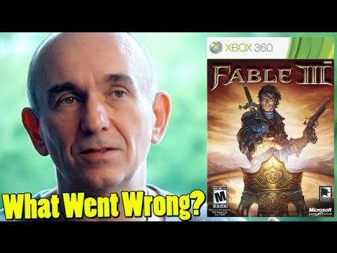 Fable Creator Speaks On What Killed The Series - UCENzLyqzPdI0KiOXFA4cJgA