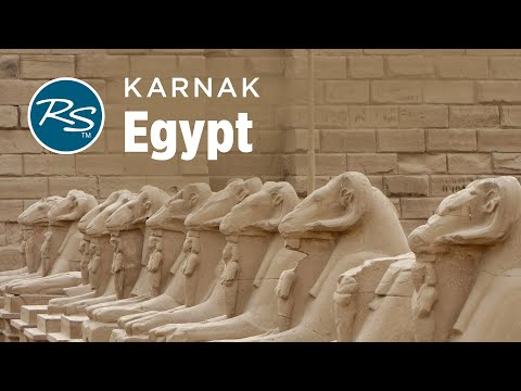 Luxor, Egypt: The Karnak Temple Complex – Rick Steves' Europe Travel Guide – Travel Bite