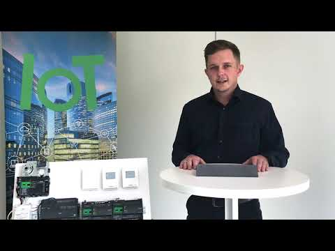 Intelligent klimastyring med Room Purpose Controller | Schneider Electric