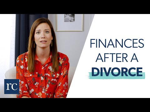 How to Handle Your Finances After a Divorce