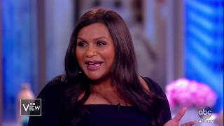 Mindy Kaling Talks 'Late Night' and Women in Late Night TV | The View