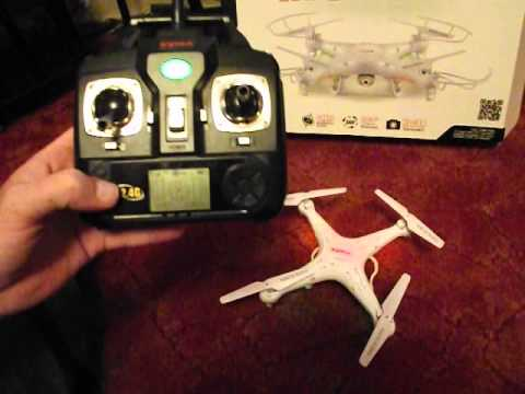 Complete Guide to The Syma X5C Quadcopter for Beginners - UC_AcWav-1vYS8cytoFtQSwg