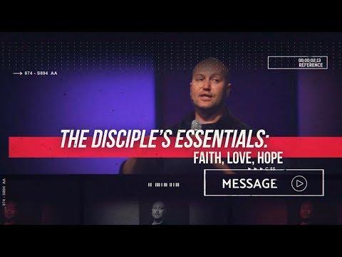 May 5th - Destiny YUMA - Disciples Essentials