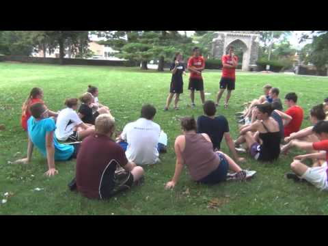 US Sports Institute Orientation Week