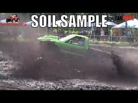 SOIL SAMPLE Chevy Mudding At Perkins Summer Sling Mud Bog 2018