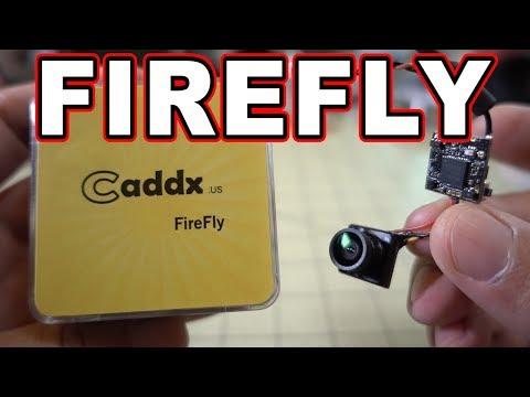 Caddx Firefly FPV Camera VTX Review & Giveaway  - UCnJyFn_66GMfAbz1AW9MqbQ