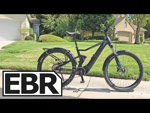 BULLS ICONIC EVO TR 1 SPEED Review - $5.6k Full Suspension Bosch Class 3 Electric Bike