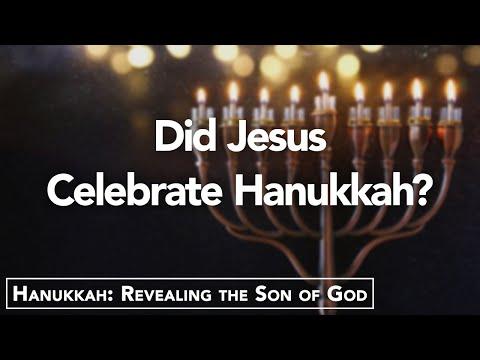 Hanukkah: Revealing the Son of God