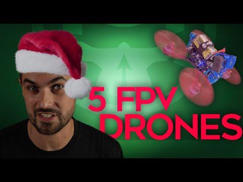 The 5 Types of FPV Drones - UCemG3VoNCmjP8ucHR2YY7hw