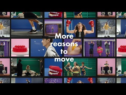 asos.com & Asos Voucher Code video: There's a whole A-Z of reasons to move, what's yours? 🤸‍♂️