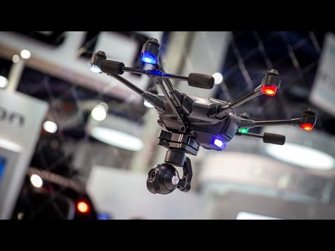 Meet the Yuneec Typhoon H 4K Camera Drone - UCiDJtJKMICpb9B1qf7qjEOA
