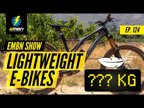 Lightweight E Bikes & News From Shimano   The EMBN Show Ep. 124
