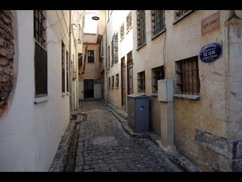 Türkiye'nin en kısa sokaklarından birisi sadece 23 adım