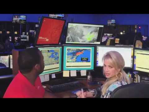 A closer look at Southwest Airlines Meteorology during a winter storm