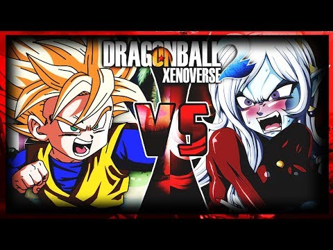 TOWA VERSUS GOTEN! DRAGON BALL XENOVERSE 2!