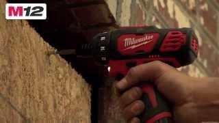Akukruvikeeraja Milwaukee M12 BD-202C