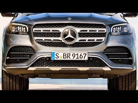2020 MERCEDES GLS ? The S-Class of SUVs