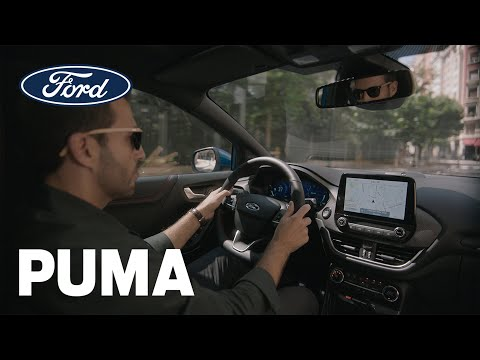 Der neue Ford Puma – Technologie   Ford Austria