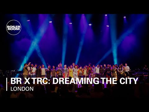 Boiler Room x Total Refreshment Centre: Dreaming The City - UCGBpxWJr9FNOcFYA5GkKrMg