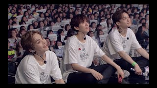 """EXO-CBX / LIVE DVD&Blu-ray「EXO-CBX """"MAGICAL CIRCUS"""" 2019 -Special Edition-」Teaser#4"""