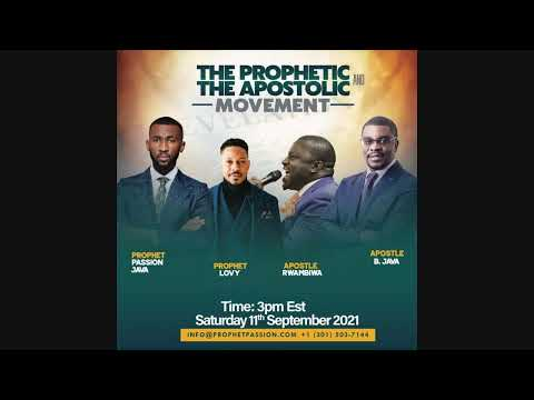 Prophesy and Deliverance- LIVE! with Apostle Innocent Java