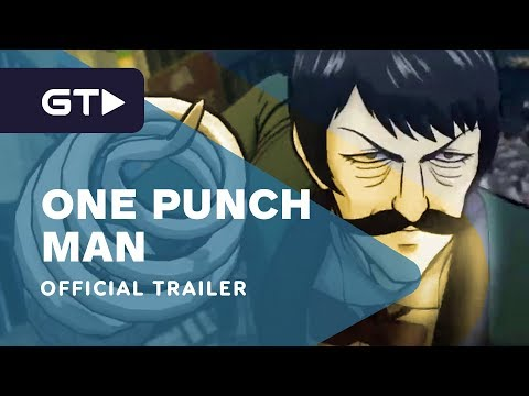 One Punch Man: A Hero Nobody Knows - Official Character Trailer #4