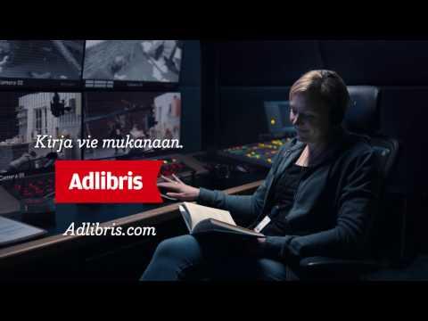Adlibris Crane Operator TV-mainos