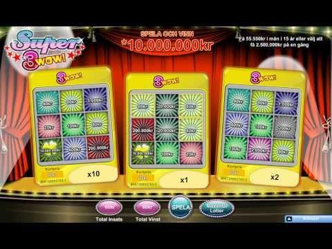 Lyckoskrapet.com - Skraplotter och Casino på nätet