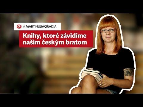České knihy, ktoré by ste nemali prehliadnuť! #MartinusaciRadia