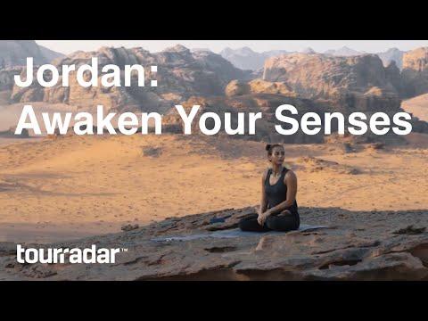 Jordan: Awaken Your Senses