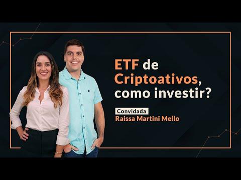 Como investir em ETF de criptoativos: Hashdex lança primeiro ETF de criptomoedas do Brasil.