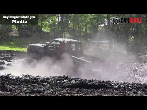 Ford Mud Truck Hits The Holes At Shagbark Mud Bog 2019