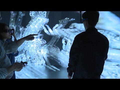 Welcome to the YURT: Brown's Virtual Reality tool